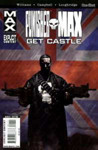 Punisher MAX Get Castle