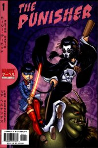 Marvel Mangaverse The Punisher