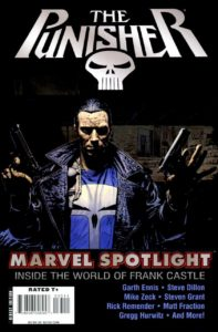 Marvel Spotlight The Punisher