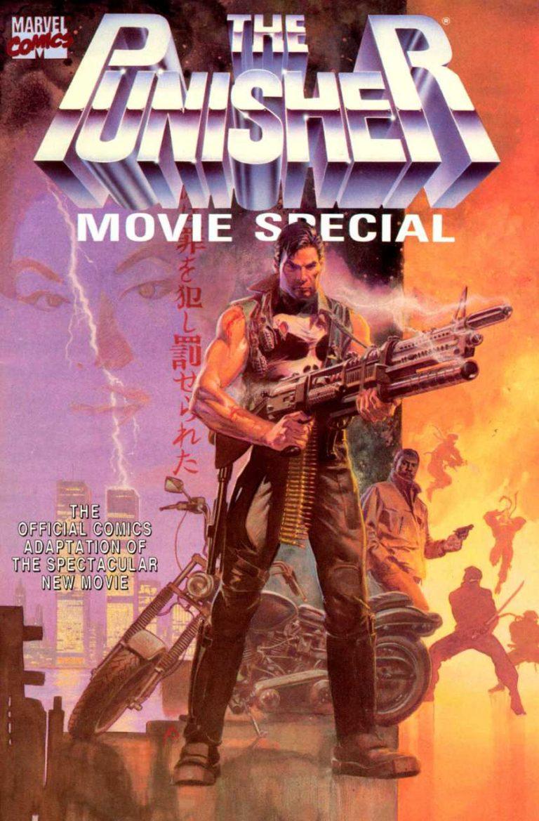 Punisher Movie Special