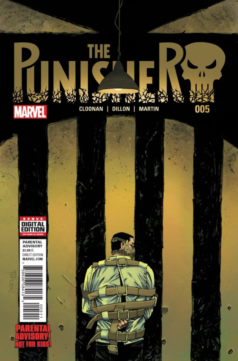 Punisher Vol 10 $#5a