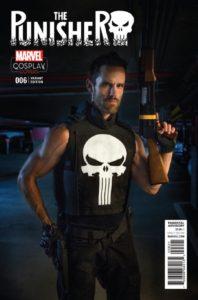 Punisher vol 10 #6 b