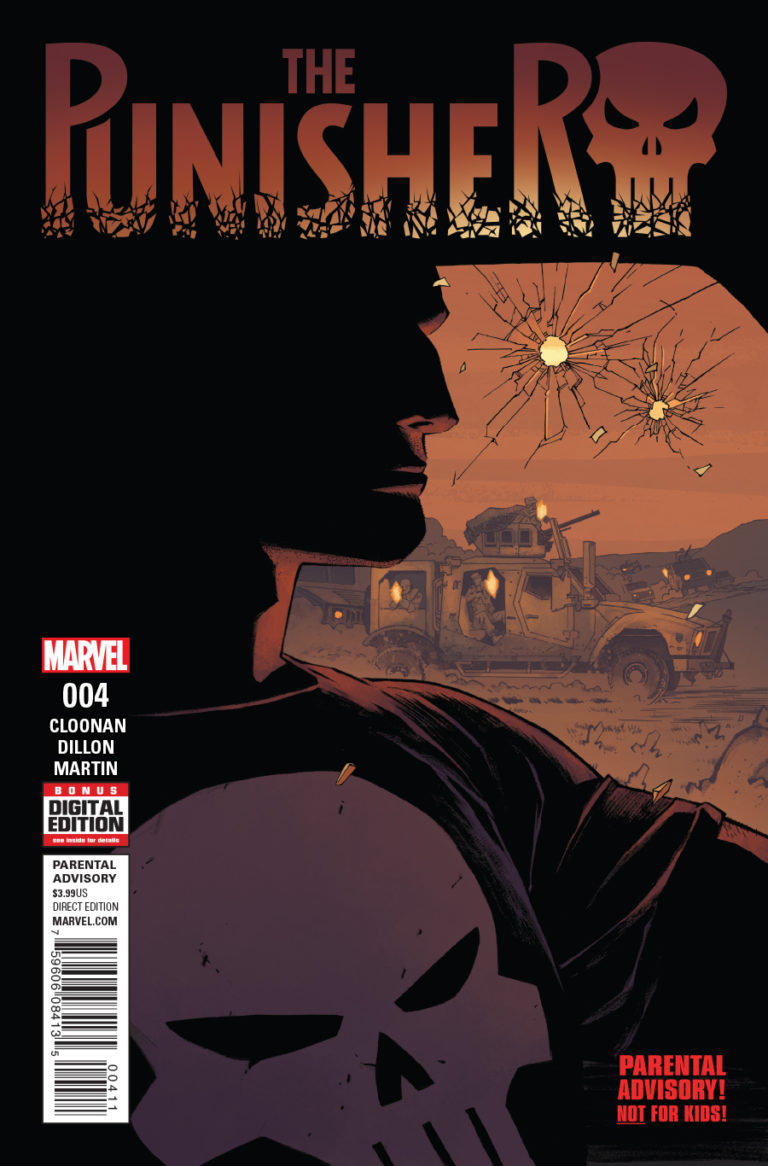 Punisher Vol 10 #4a