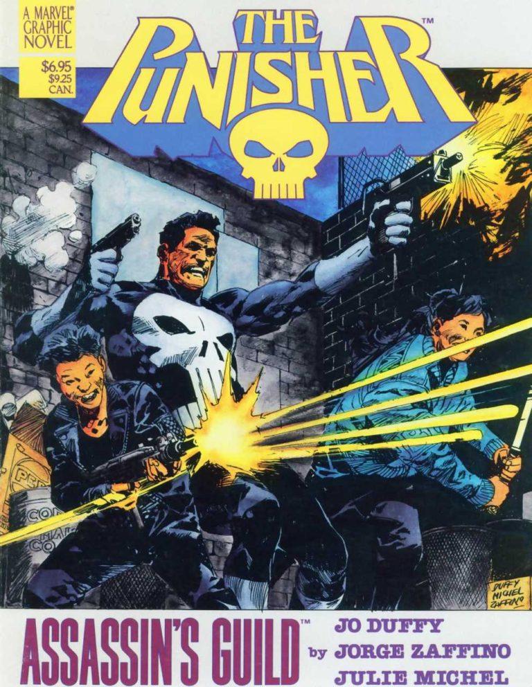 Punisher Assassin's Guild