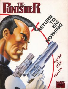 Punisher Return To Big Nothing 2nd Print