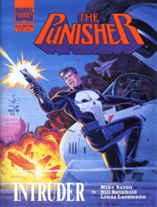 The Punisher Intruder