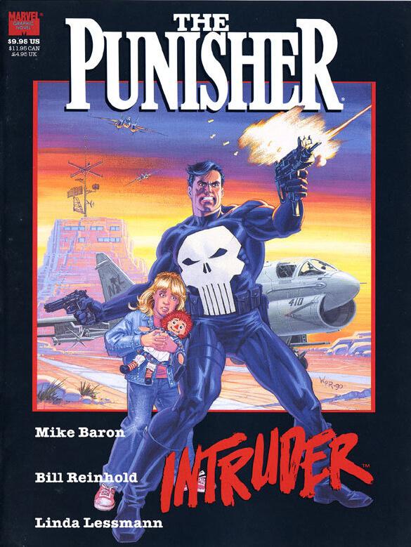 The Punisher Intruder b
