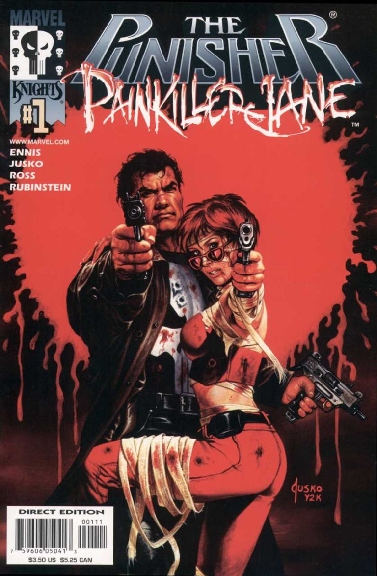 Punisher / Painkiller Jane