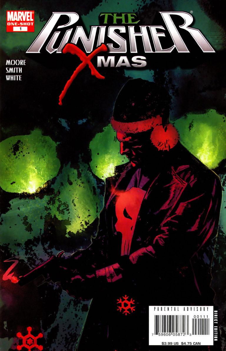 Punisher X-Mas