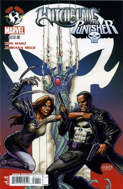 Witchblade / The Punisher