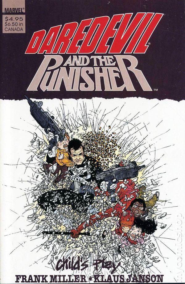 Daredevil / Punisher Child's Play