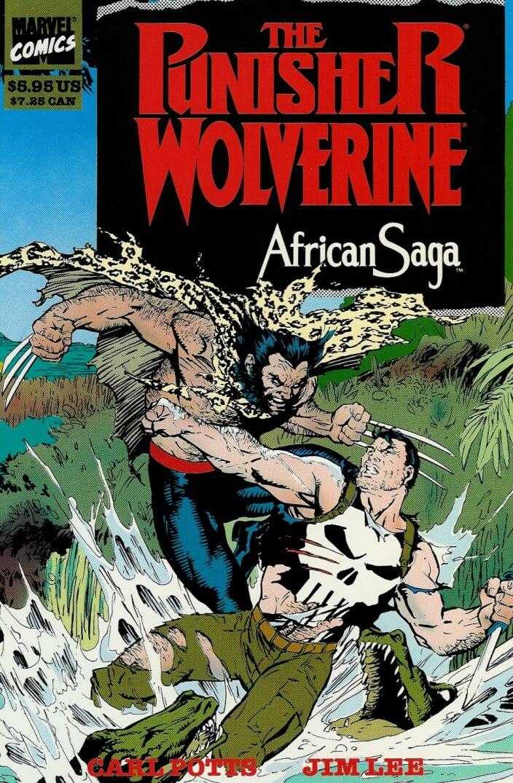 Punisher/Wolverine African Saga