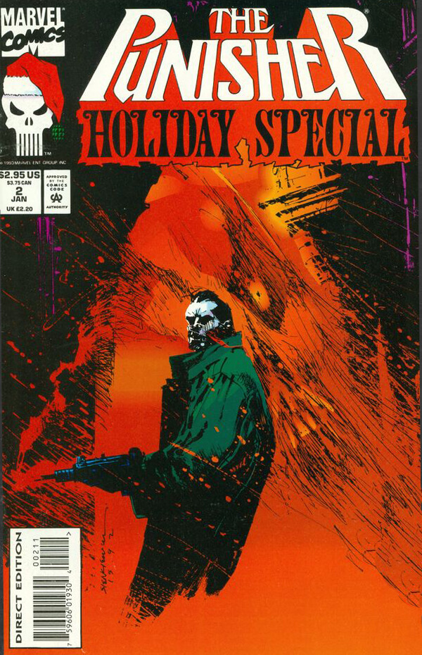 Punisher Holiday Special #2