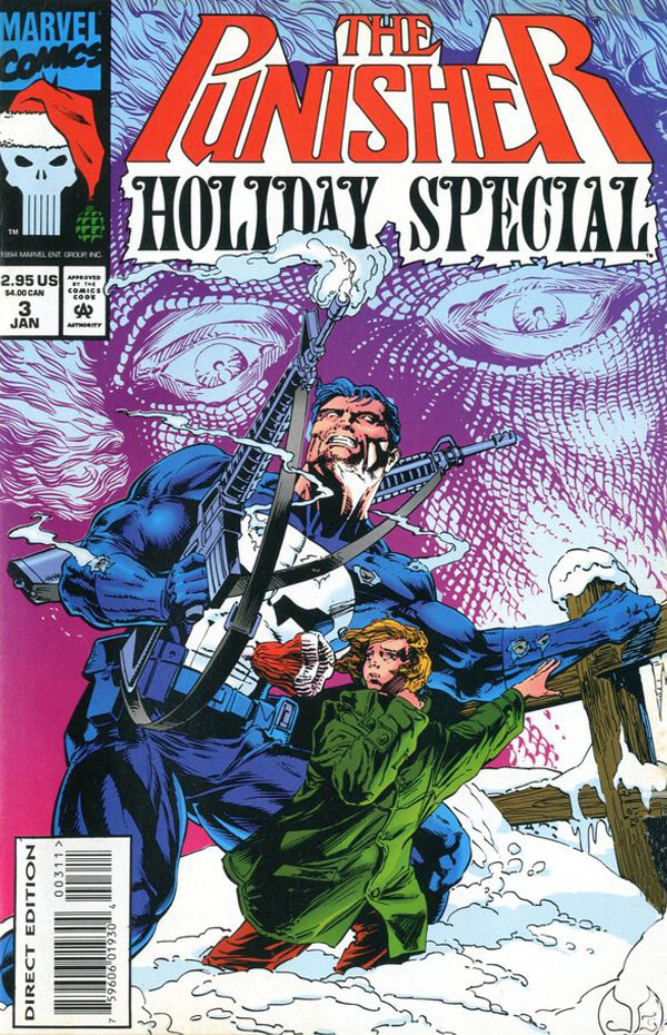 Punisher Holiday Special #3