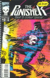 Punisher Back to School #2