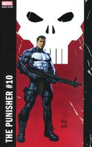 Punisehr Vol 10 #10 Jusko Variant
