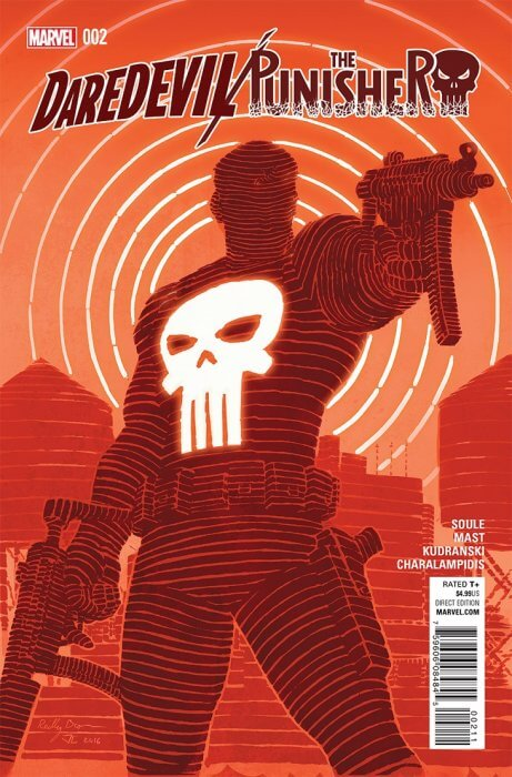 Daredevil Punisher Seventh Circle #2