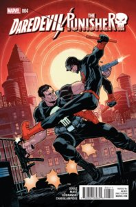 Daredevil Punisher Seventh Circle #4