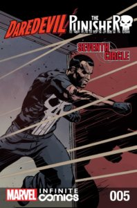 Daredevil Punisher Seventh Circle #5