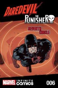 Daredevil Punisher Seventh Circle #6