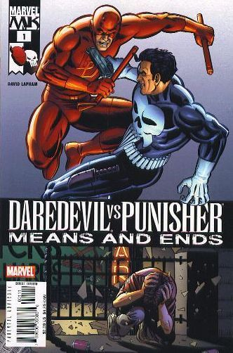 Daredevil vs. Punisher #1