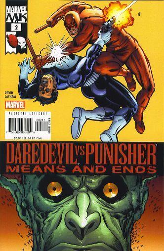 Daredevil vs. Punisher #2