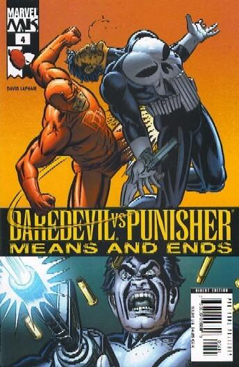 Daredevil vs. Punisher #4