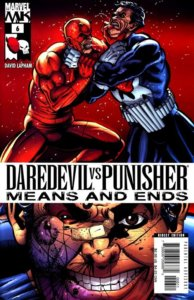 Daredevil vs. Punisher #6