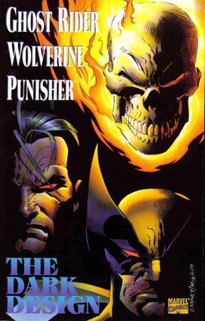 Ghost Rider, Wolverine, Punisher: The Dark Design