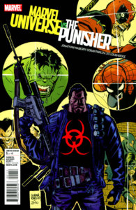 Marve Universe vs Punisher #1