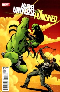 Marvel Universe vs Punisher #2
