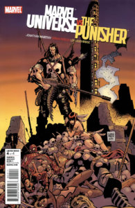 Marve Universe vs Punisher #4