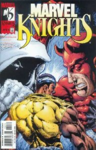 Marvel Knights Vol 1 #11