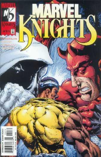 Marvel Knights Vol 1 #11
