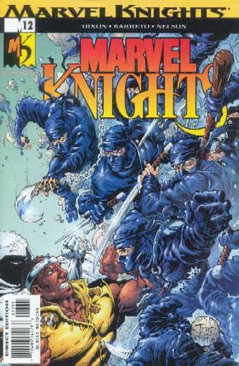 Marvel Knights Vol 1 #12
