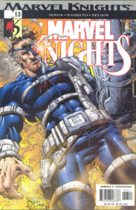 Marvel Knights Vol 1 #13