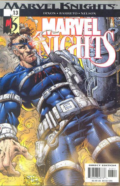Marvel Knights Vol 1 #13