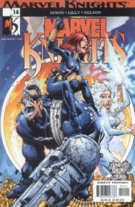Marvel Knights Vol 1 #14