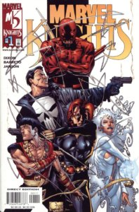 Marvel Knights Vol 1 #1