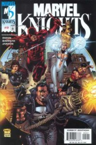 Marvel Knights Vol 1 #2