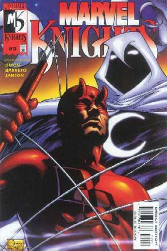 Marvel Knights Vol 1 #5