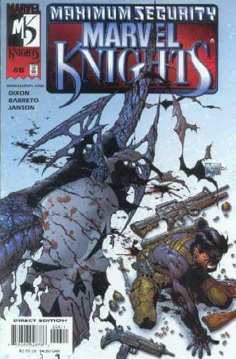 Marvel Knights Vol 1 #6