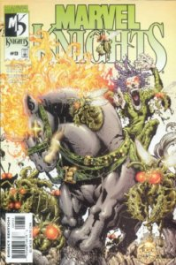 Marvel Knights Vol 1 #9