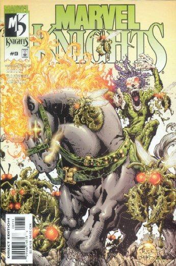 Marvel Knights Vol 1 #9