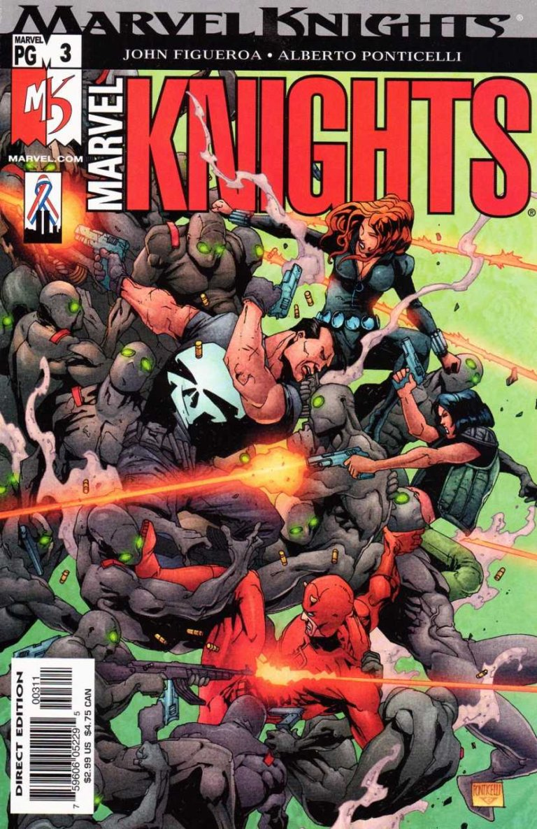 Marvel Knights Vol 2 #3