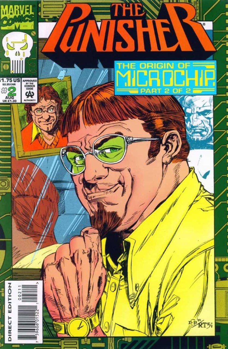 Origin of Microchip #2