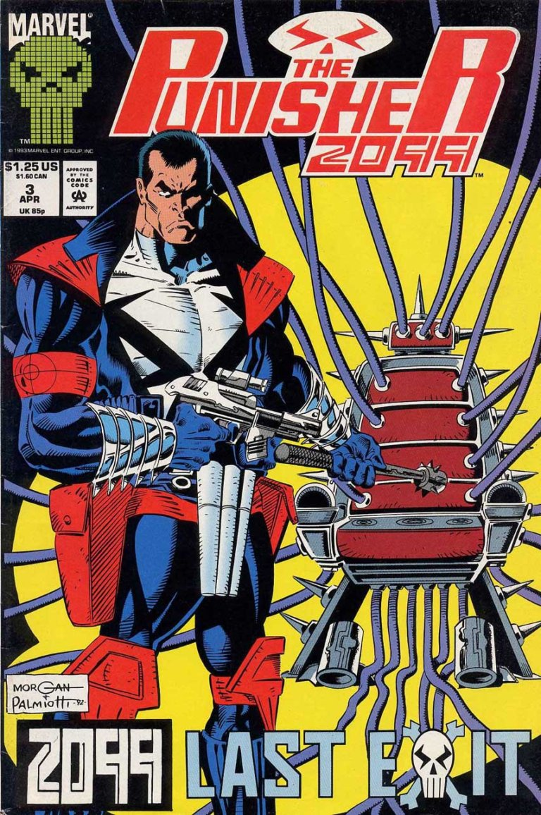 The Punisher 2099 #3