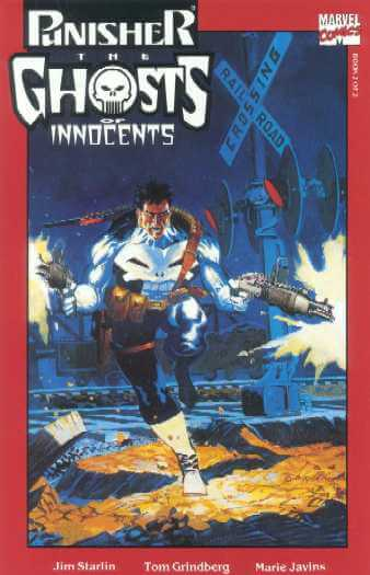 Punisher Ghosts of Innocents #2