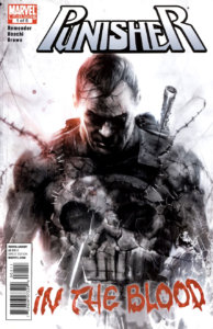 Punisher In the Blood #1