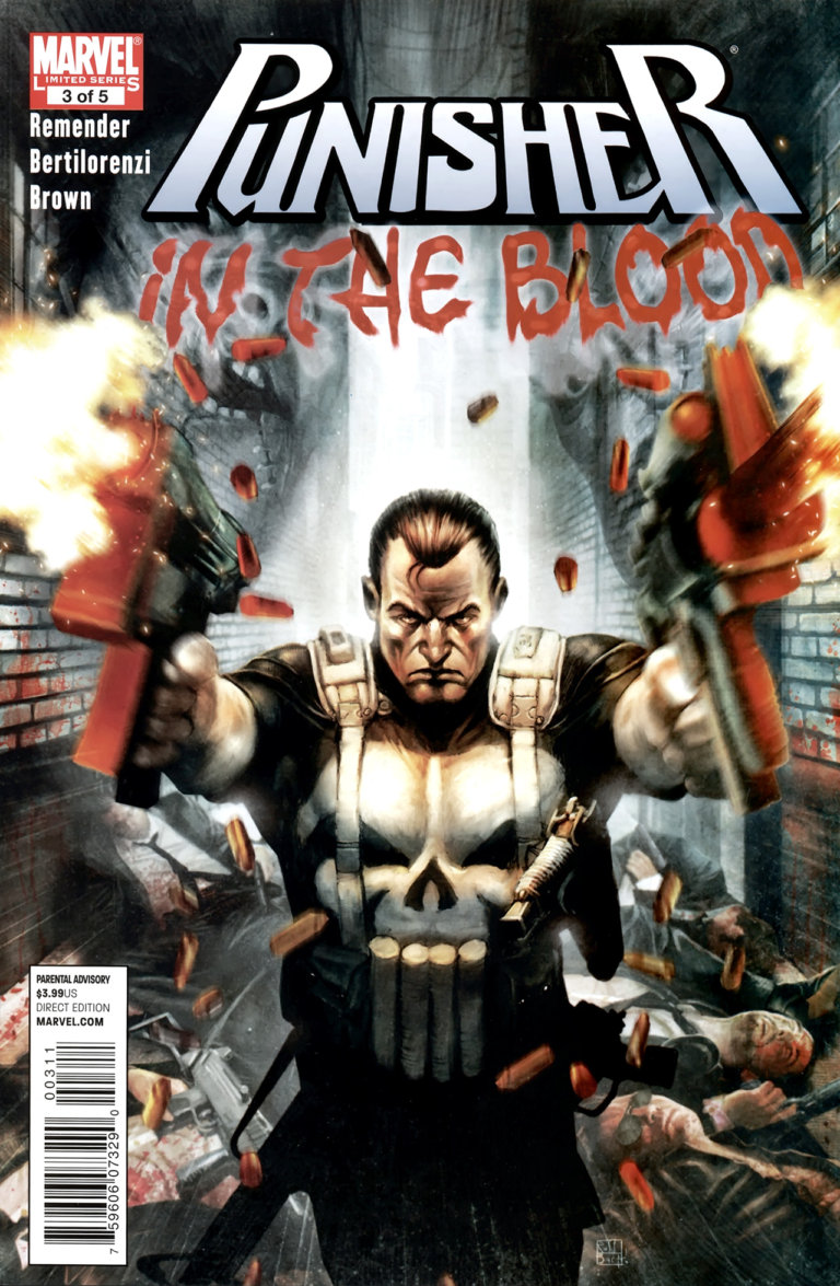 Punisher In the Blood #3